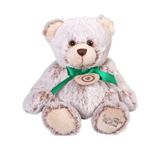 "Franz Carl Weber Plüschteddy ""Limited Edition ZFF"""