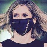 ZFF Stoffschutzmaske mit Nasenbügel - mit Solidaritätsbeitrag _