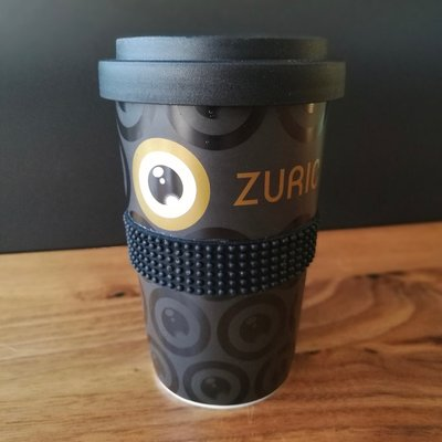 ZFF Keep Cup - Kaffeebecher To Go